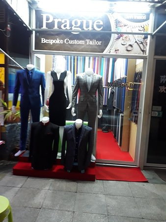 Prague Bespoke Custom Tailor