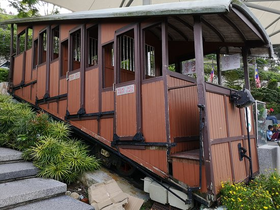 Penang Hill: The 2nd Generation Train Coach