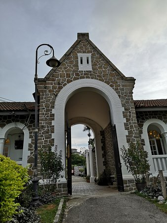 Penang Hill: The Bel Retiro Gate House