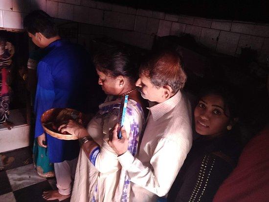 Mangla Gauri Temple Foto