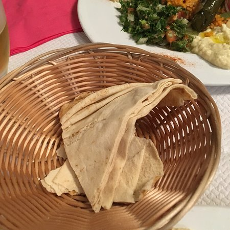Mont Liban: Good food