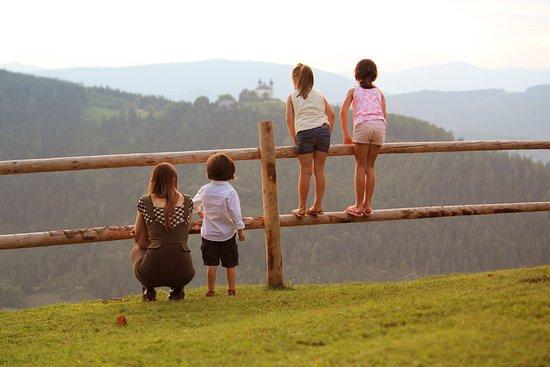 Genießen Sie den herrlichen Ausblick am Oberwietingberg!