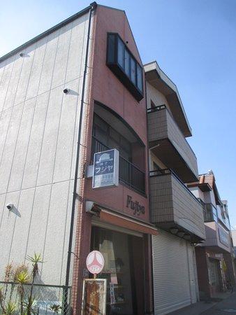 Matsusaka, Nhật Bản: 三角屋根です