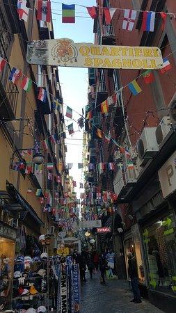 Nápoly, Olaszország: Napoli regina del mondo 😍