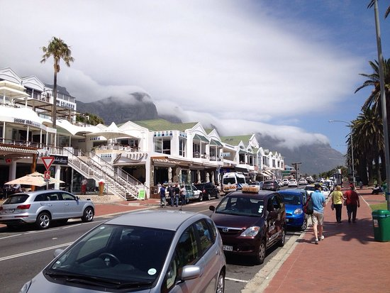 Cape Town Merkez, Güney Afrika: По дороге к Мысу Доброй Надежды