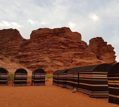 Unforgettable experience in Wadi Rum Desert