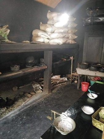 Устройство классической Шри Ланкийской кухни