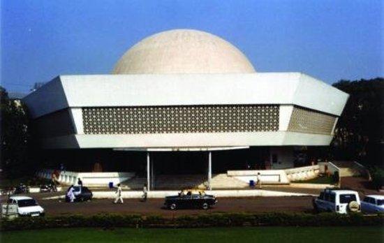 Nehru Planetarium ภาพถ่าย