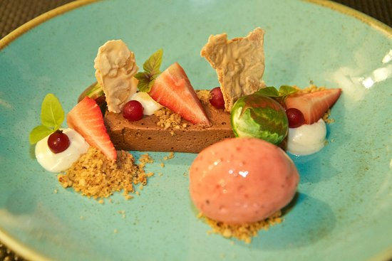 Roast Gastrobar Nr5: Chocolate mousse heaven!! Made by Roast team...only available at Roast restaurant