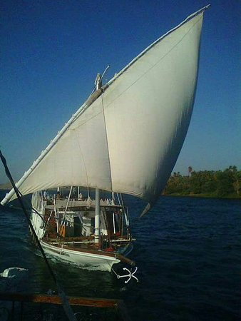 Dahabiya Nile Sailing