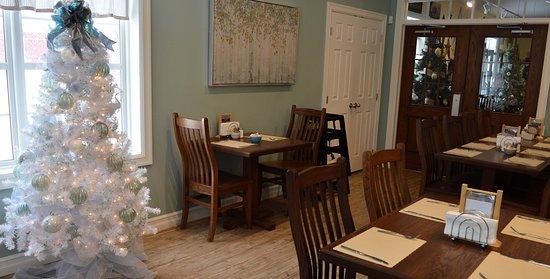 Berwick, Canada: Back Dining Area