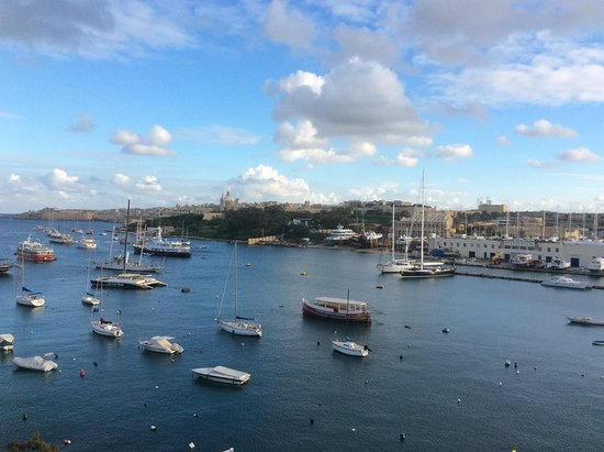 The Waterfront Hotel: View from room