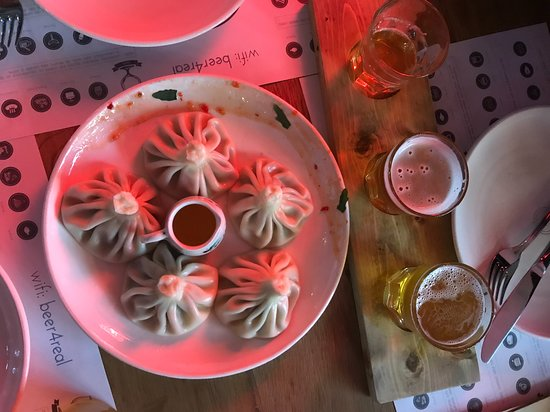 Best Khinkali (Dumplings) in the world, is included in our Food and Wine tour of Tbilisi