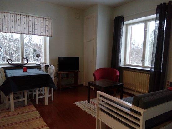 Vanhan Koulun Majatalo: Studio huoneisto