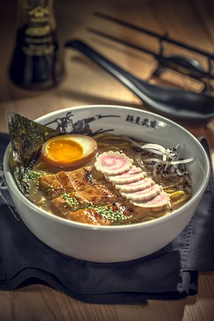 Menya Musashi: Ramen