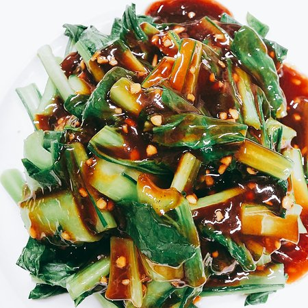Choysum with Oyster sauce