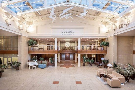 Отель Cosmos Petrozavodsk