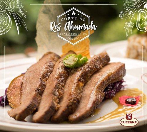 Pasteleria Lucerna: Deliciosos y variados platos de temporada sugeridos por el chef