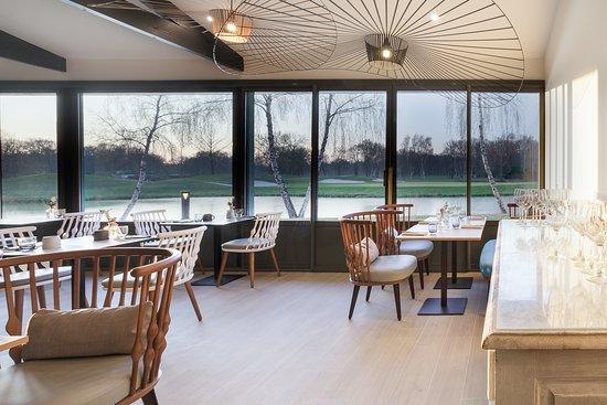 O Deux Sens: Salle de restaurant