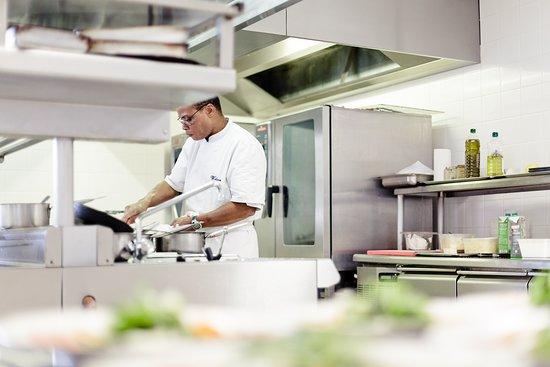 O Deux Sens: La cuisine ...