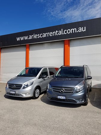Aries Car Rental: Luxury MPVs available