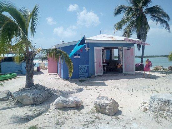 Da Pink Chicken Beach Bar