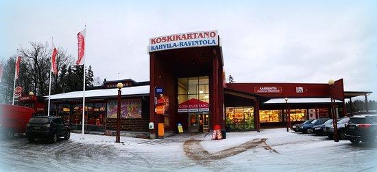 Hameenkoski, Finlandia: Koskikartano Kahvila-Ravintola