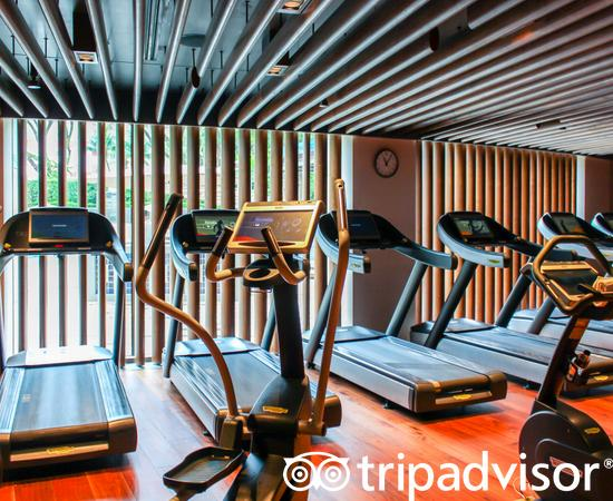Fitness Center at The Ritz-Carlton, Millenia Singapore