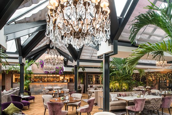Palm Court Restaurant, Bar & Piano Lounge Chester