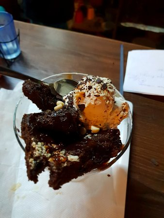The Real Green Cafe: Dessert