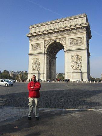 Париж, Франция: La hermosa París