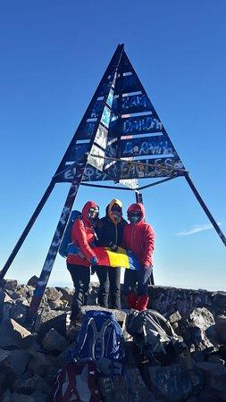 Climbing Jbel Toubkal