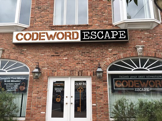 Codeword Escape