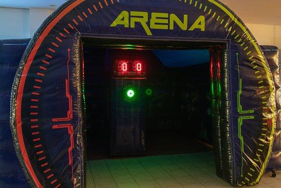 Interactive arena - Speed Fight