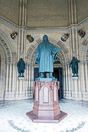 мемориальный зал Лютера