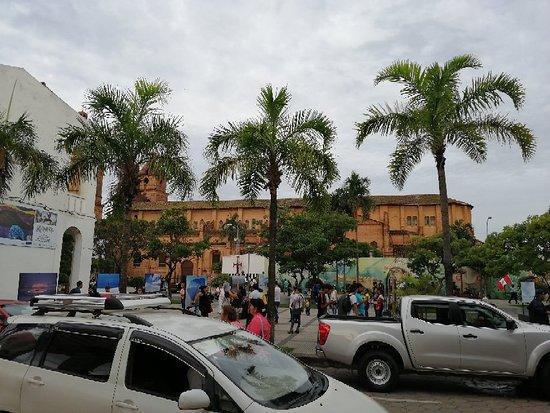 Catedral de Santa Cruz Photo