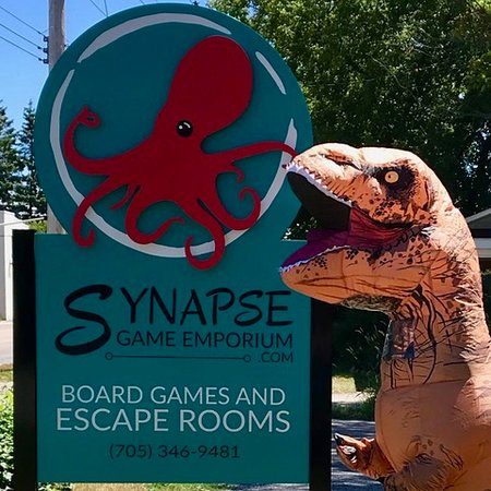 Come on down to Synapse Game Emporium!