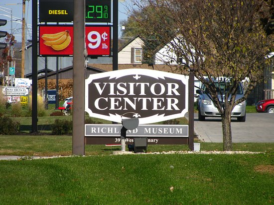 Richland Museum & Visitor's Center