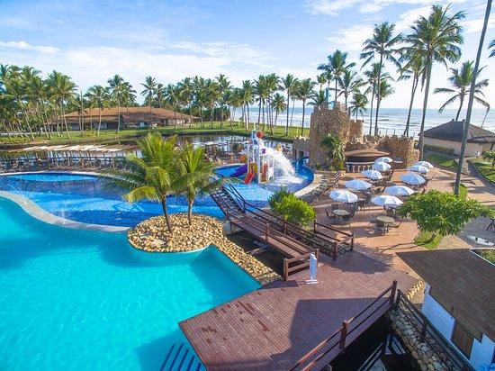 Seu lazer garantido no resort mais completo da Bahia