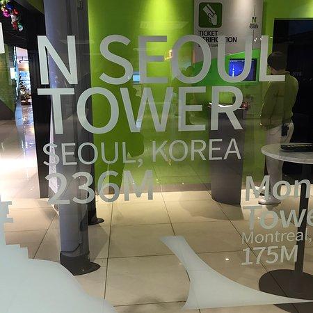Сеул, Южная Корея: Séoul Tower 👍👏