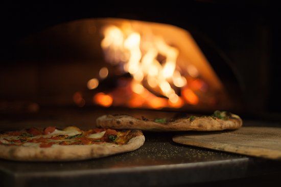 Pizzeria Paradiso Spring Valley: Wood-fired Oven