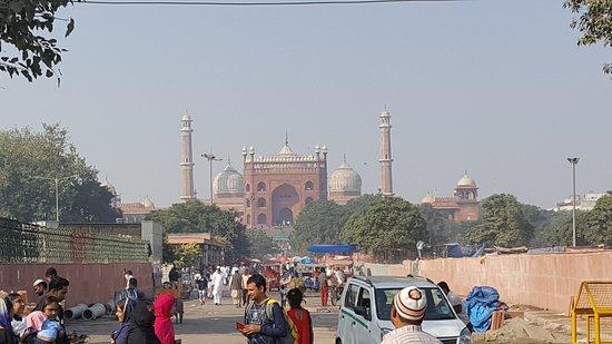 Friday Mosque (Jama Masjid): Indrukwekkend