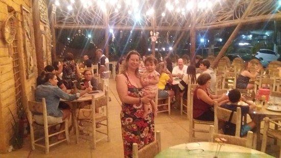 Restaurante casa de taipa