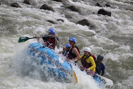 Arenal Rafting Company,World Class Rafting!