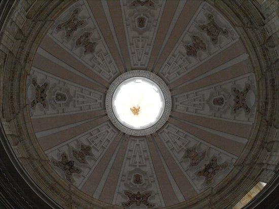 Cúpula de la iglesia