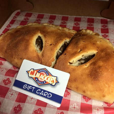 Get in the calZONE