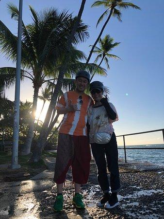 URB-E Hawaii: マカレイビーチパーク