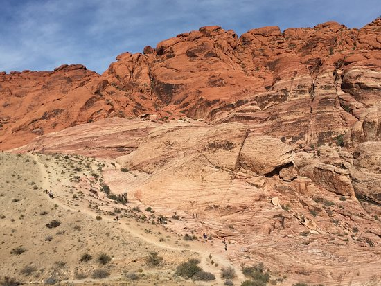 Scooter Tours of Red Rock Canyon: Red Rock Canyon
