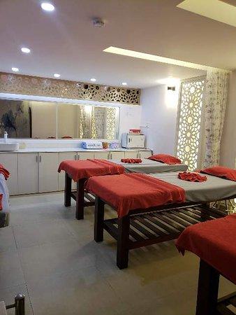 Da Lat, Vietname: Body story massage, Skin Care Room