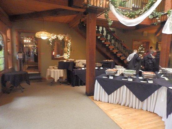 Chippewa Lake, OH: Thanksgiving buffet